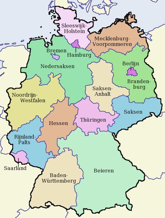 Minder Coronavirusdoden In Duitsland Kwestie Van Politiek Systeem Solidair