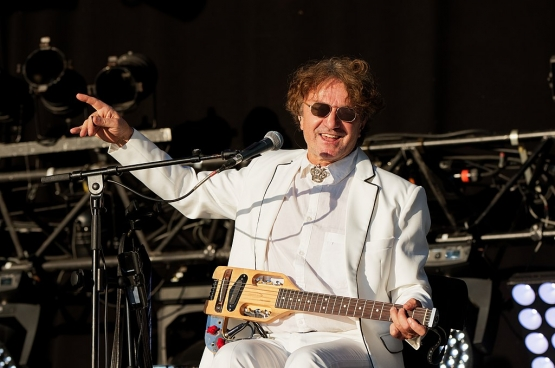 Goran Bregovic in 2018. (Foto Thesupermat)