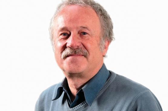 Festivaldirecteur Rik Vermeersch