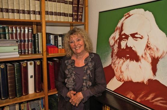 Lucie Van Crombrugge (Foto Solidair, Dieter Boone)