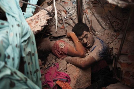 Final Embrace (Foto Taslima Akhter)