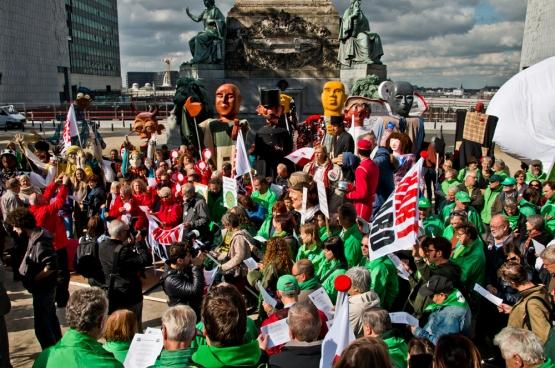 Foto Solidair, Raf De Geest.
