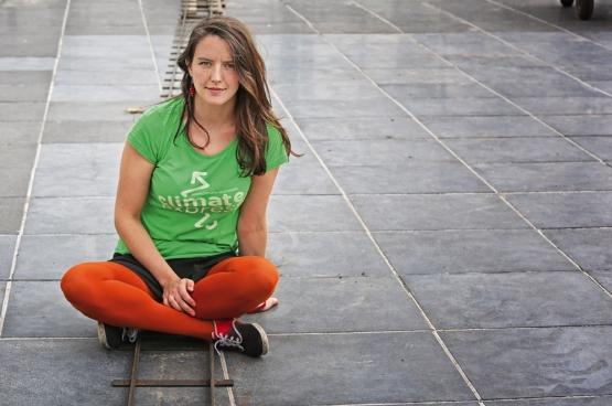 Natalie Eggermont (Foto Solidair, Salim Hellalet)