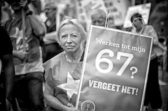 Foto Solidair, Salim Hellalet