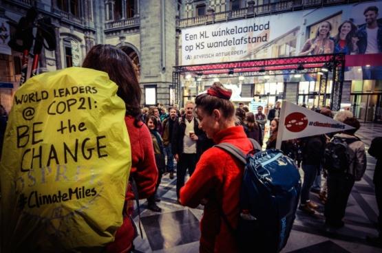 Climate Miles Antwerpen. (Foto mediActivista / Flickr)
