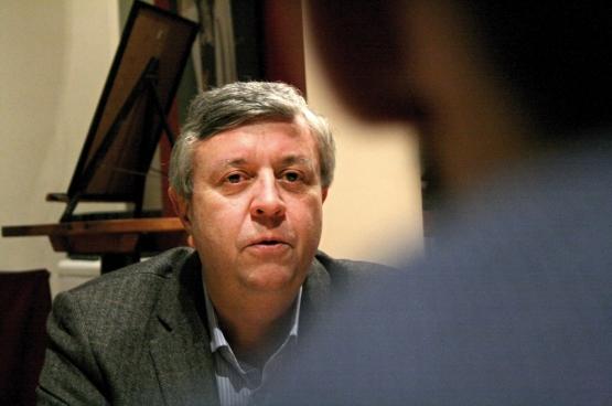 Michel Claise. (Foto Solidair, Vinciane Convens)