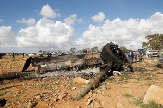 Oorlog in Libië. (Foto mojomogwai / Flickr)