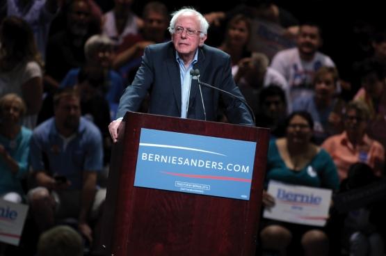 Bernie sanders (Foto Gage Skidmore/Flickr)