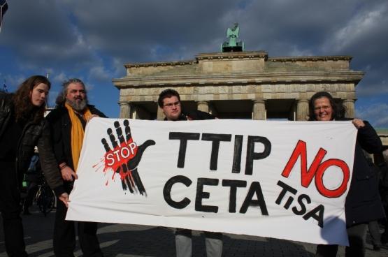 Foto Mehr Demokratie / Flickr