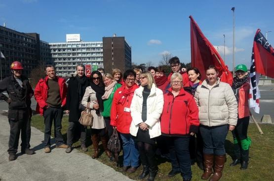 Foto Solidair, Riet Verspreet