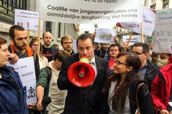 Foto Solidair, han Soete