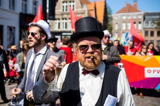 Gent, 1 mei 2016. (Foto Solidair, Dieter Boone)