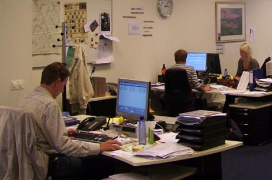 In een voorontwerp van minister Geens wordt het bronnengeheim van journalisten in het vizier genomen. (Foto CrazyPhunk / Wikimedia Commons)