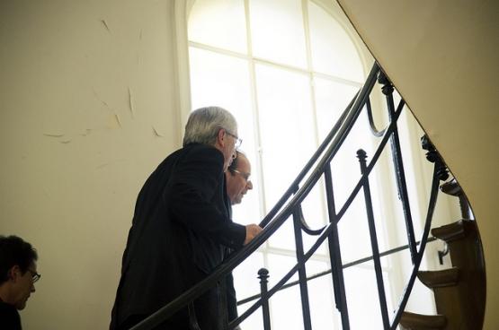Foto Benjamin Geminel, via François Hollande / Flickr.