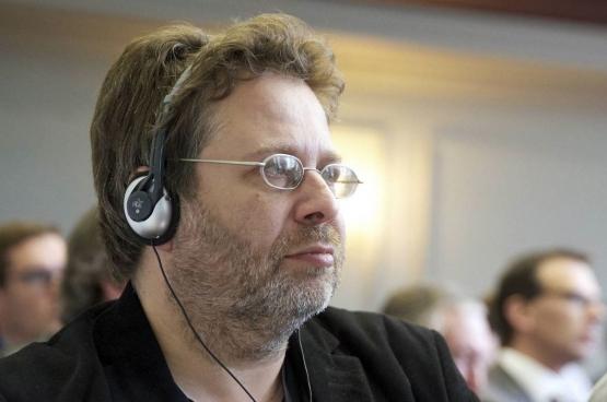PVDA-volksvertegenwoordiger Marco Van Hees. (Beelden De Kamer)