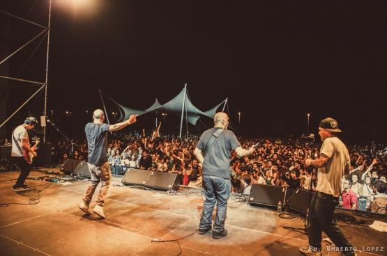 Asian Dub Foundation. (Foto Umberto Lopez)