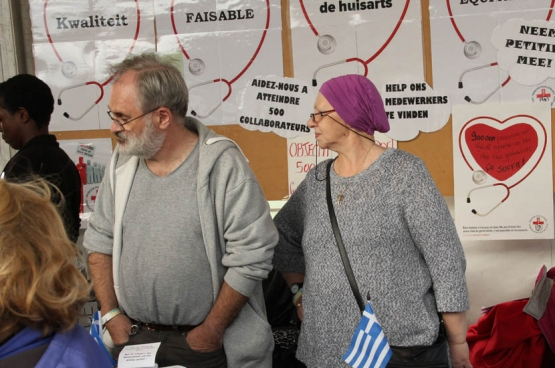 Foto Solidair, Martine Raeymaekers