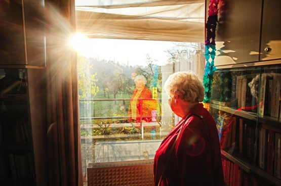 Tine Verelst  (Foto's Solidair, Salim Hellalet)