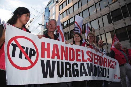 Foto Solidair, han Soete.