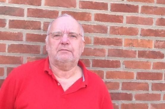 Peter Franssen is een van de vier patiënten die Pfizer op de knieën dwongen