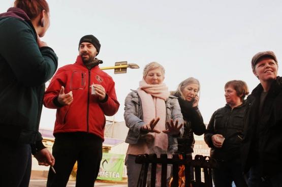 Foto Solidair, Geertje Franssen