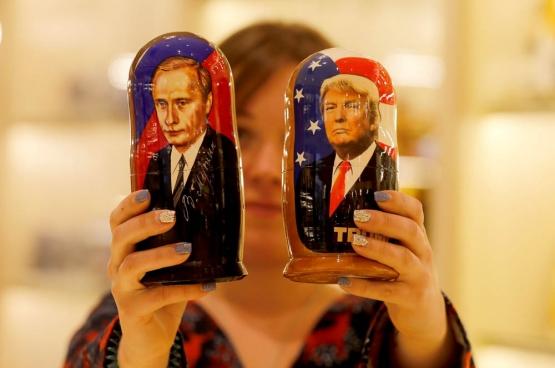 In de regering van Donald Trump, pleiten sommigen voor een deal met Rusland om China, Iran etc. te isoleren. Anderen willen dan weer de niet-westerse krachten tegen elkaar uitspelen. En werk, gezondheidszorg, onderwijs …  De traditionele media praten er maar heel eindig over. (Foto Belga)