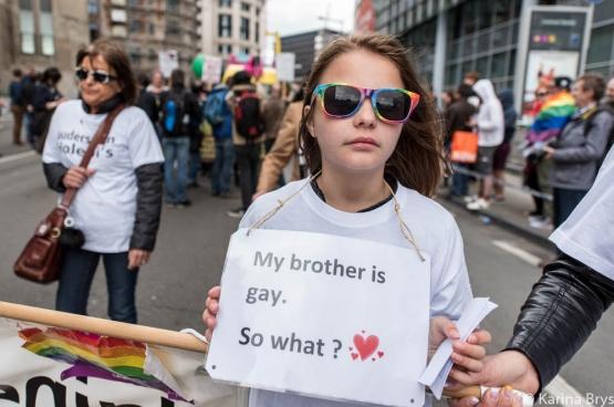 Foto Solidair, Karina Brys