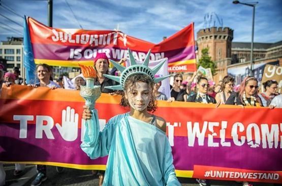 Foto Salim Hellalet / Solidair