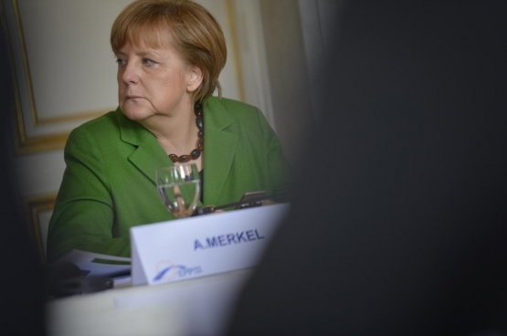 Angela Merkel. (Foto European People's Party / Flickr)