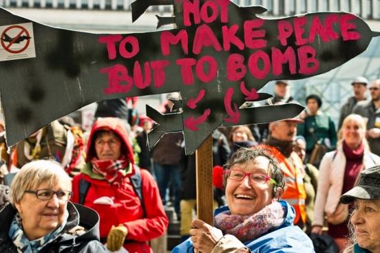 Foto Solidair, Raf Degeest.