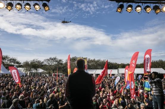 ManiFiesta 2017 (Foto Solidair, Salim Hellalet)