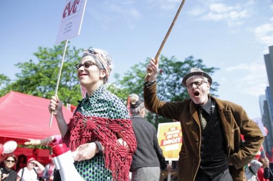 Foto Solidair, Sophie Lerouge