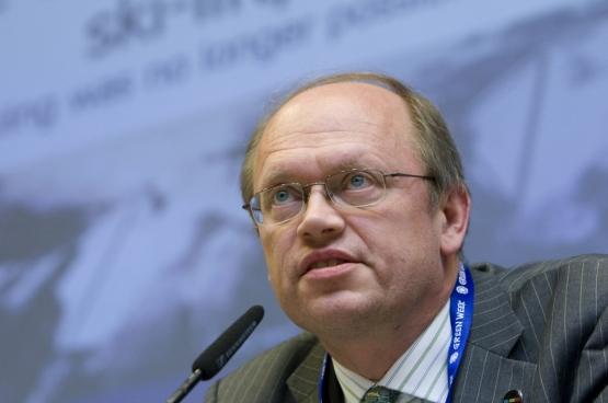 Jean-Pascal van Ypersele. (Foto Greenweek / Flickr)