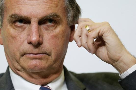 Bolsonaro wil van Brazilië een land maken waar minderheden moeten zwijgen. (Foto Jeso Carneiro, Flickr)