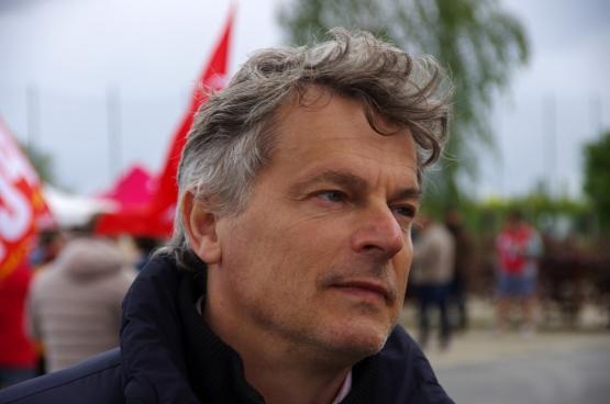 Fabien Roussel (Foto Solidair, voxunit)