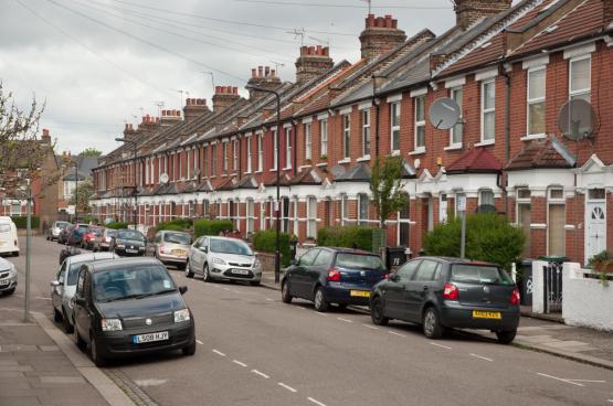 Een brexit zal niet gebeuren op maat van de mensen in de volkswijken van het VK, wel op maat van London City. (Foto Solidair)