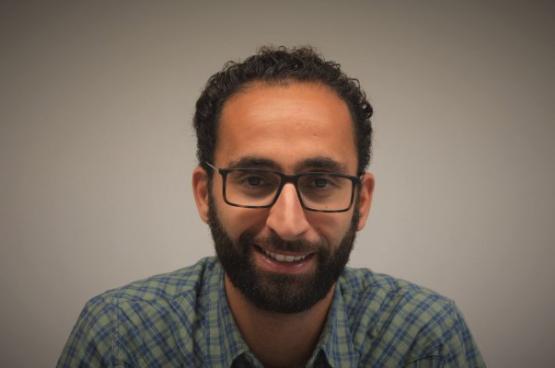 """Hamza El Moukhtari: """"Het is prachtig om te zien welke initiatieven mensen op poten zetten."""""""