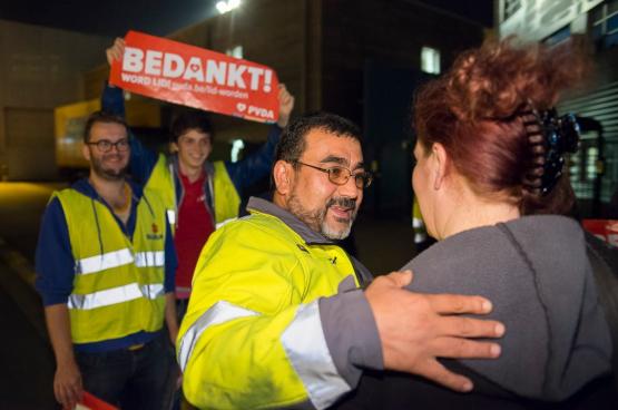 """Yuksel Kalaz: """"Deze crisis moet een oefening zijn om het respect voor het personeel op te drijven."""""""