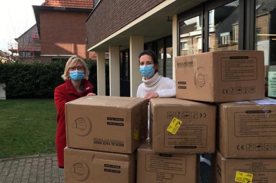 Sofie Merckx en Anne Delespaul, dokters voor het volk