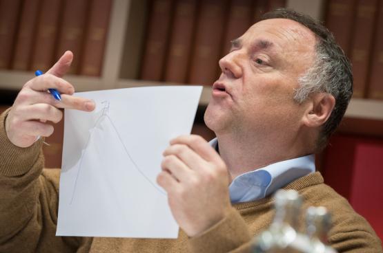 Marc Van Ranst (Foto Belga)