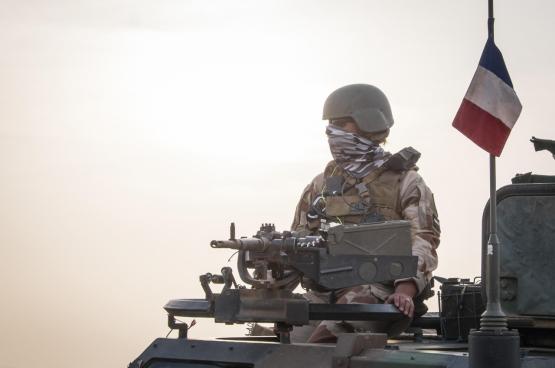 Franse soldaten in Mali als onderdeel van de in 2013 gelanceerde Operatie Barkhane (Foto: Fred Marle - Flickr)