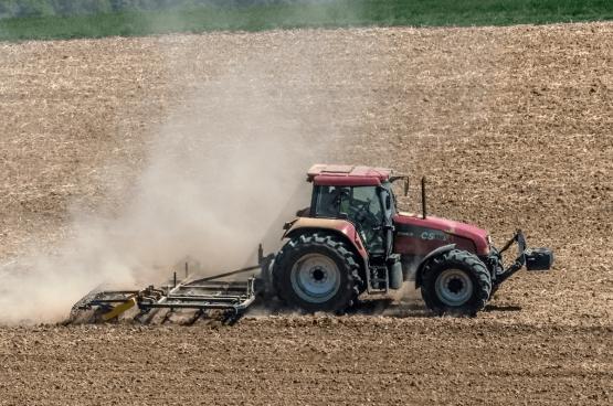 Omwille van de droogte dreigen boeren een groot deel van hun oogst te verliezen. (Foto: Karl G. Vock, Flickr)