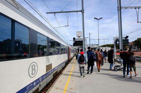 In tegenstelling tot wat vaak gedacht wordt, is België helemaal niet verplicht om het spoor te liberaliseren. (Foto Shutterstock)