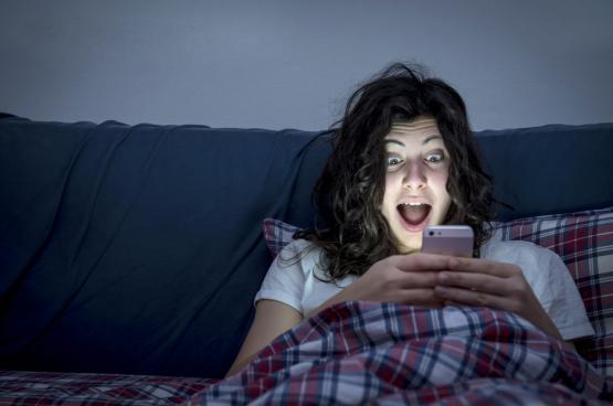 Vier op tien jongeren in Vlaanderen doen aan sexting (Foto Shutterstock)