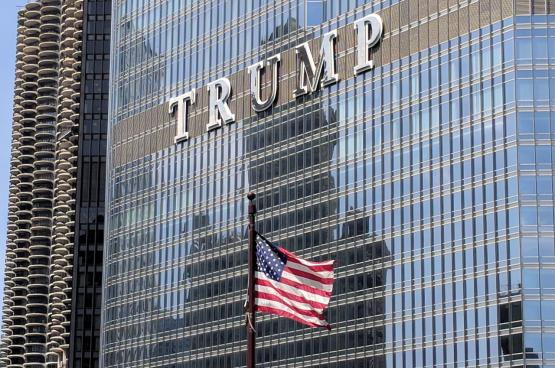 De 644 Amerikaanse miljardairs, waaronder Trump, zijn dankzij de belastinghervorming nu al 1.000 miljard dollar rijker. (Foto James Cridland, Flickr)