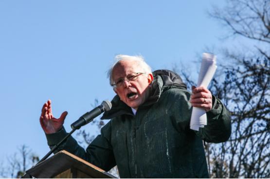 Bernie Sanders (Foto Shutterstock)